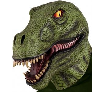 Máscara Dinossauro Látex