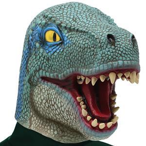 Máscara Dinossauro T-Rex em Látex