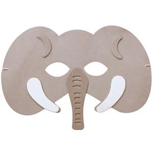 Máscara Elefante, Eva