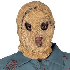 Máscara Espantalho em Látex