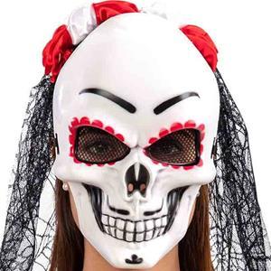 Máscara Esqueleto Mexicano