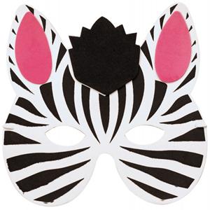Máscara Zebra, Eva