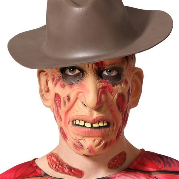 Máscara Freddy Krueger Assustadora