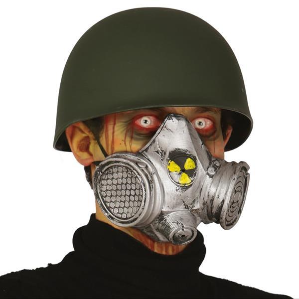 Máscara Gás Nuclear