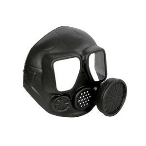 Máscara Gás Preta