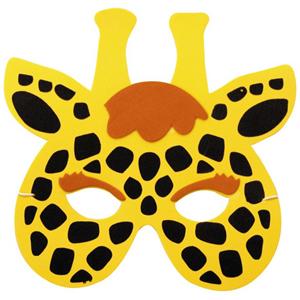 Máscara Girafa, Eva