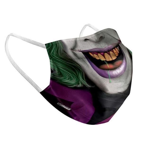 Máscara Joker Reutilizável