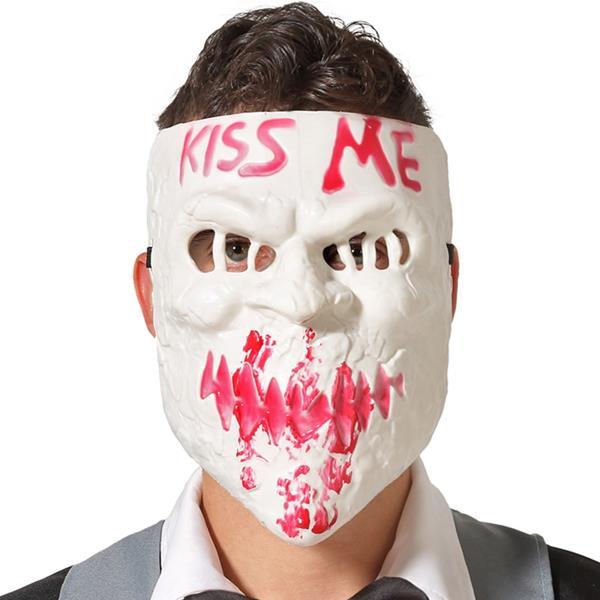 Máscara Kiss Me