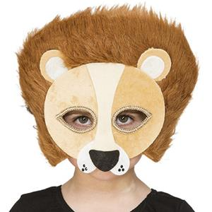 Máscara Leão, Criança