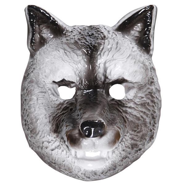 Máscara Lobo, Criança