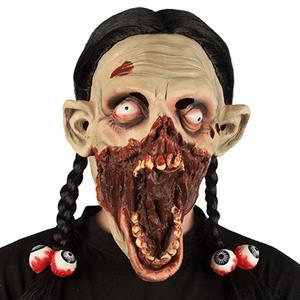 Máscara Menina Zombie