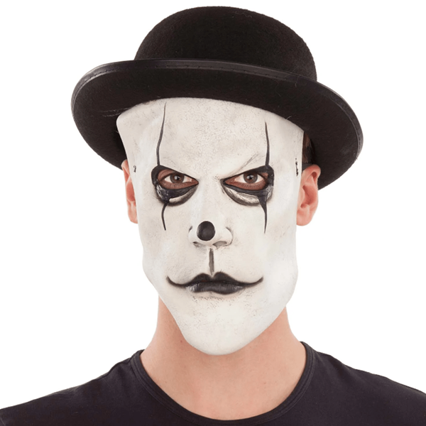 Máscara Mimo com Chapéu, Adulto