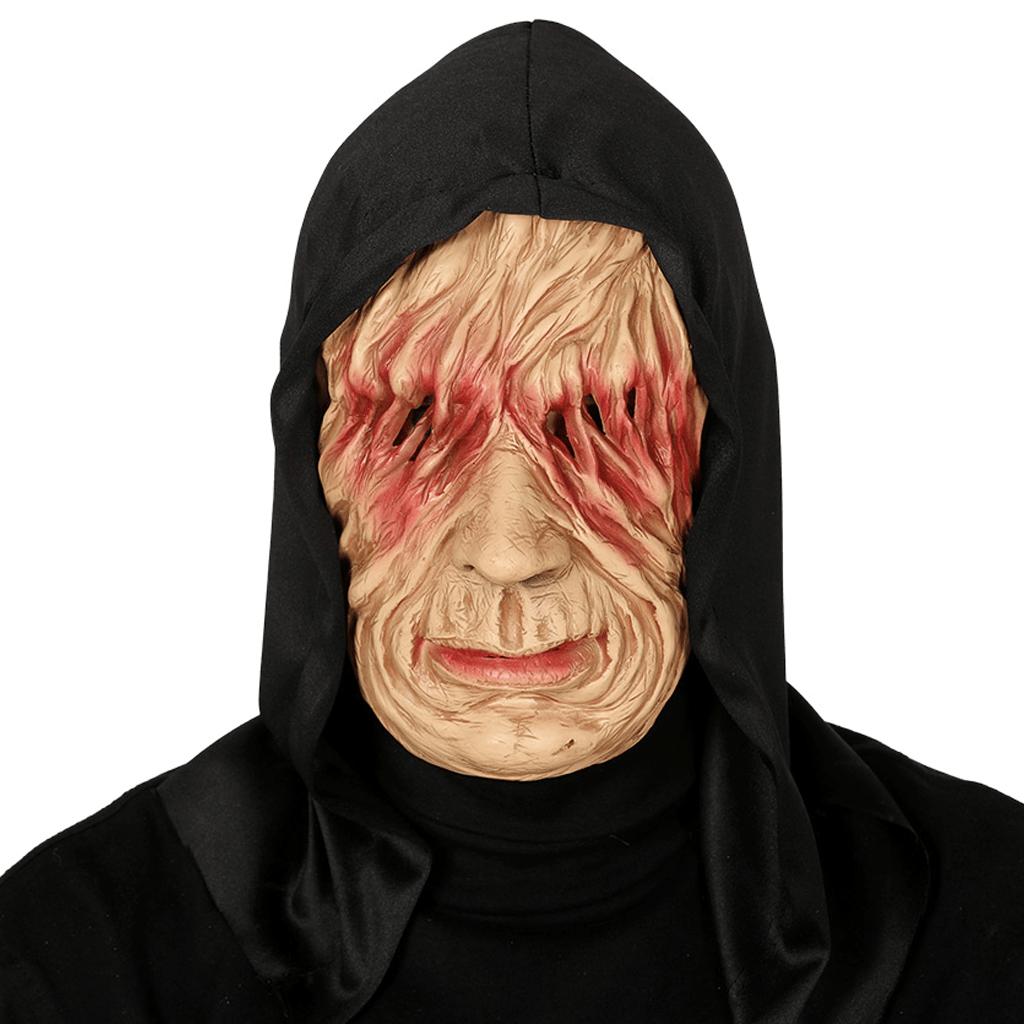 Máscara Monge Desfigurado com Capuz