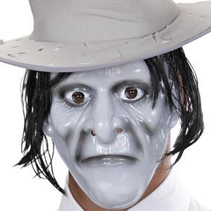 Máscara Monstro Frank com Cabelo