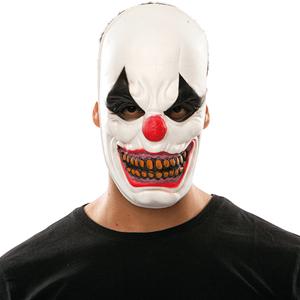Máscara Palhaço Diabólico, Adulto