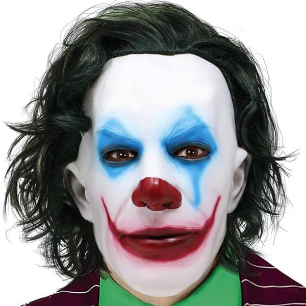 Máscara Palhaço Joker