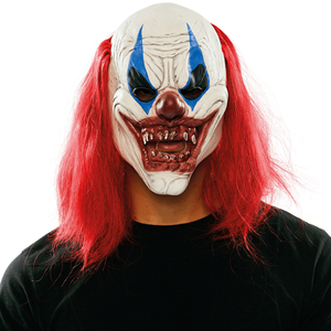Máscara Palhaço Serial Killer