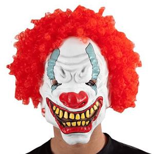 Máscara Palhaço Sinistro