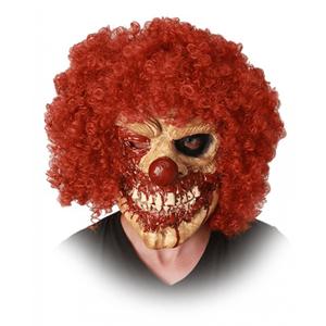 Máscara Palhaço Zombie