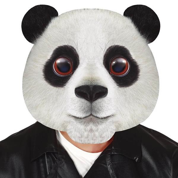 Máscara Panda Gigante em Eva