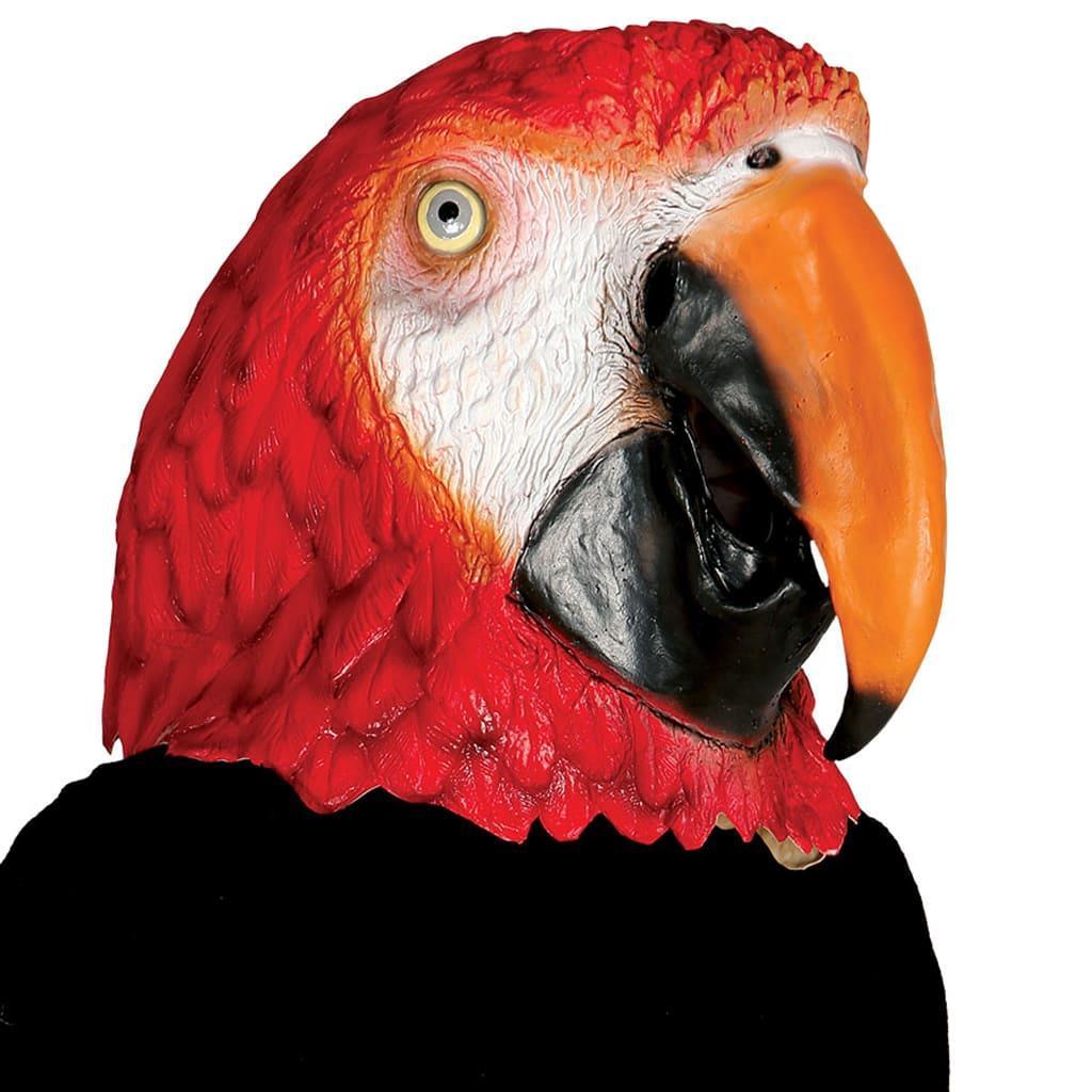 Máscara Papagaio Látex