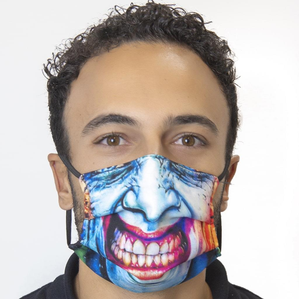 Máscara Social Dark Smile