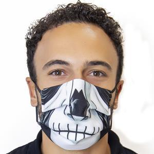 Máscara Social Esqueleto