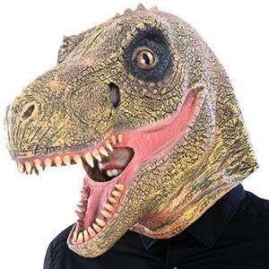 Máscara T-Rex Mandíbula Móvel
