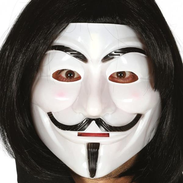 Máscara V Vendetta