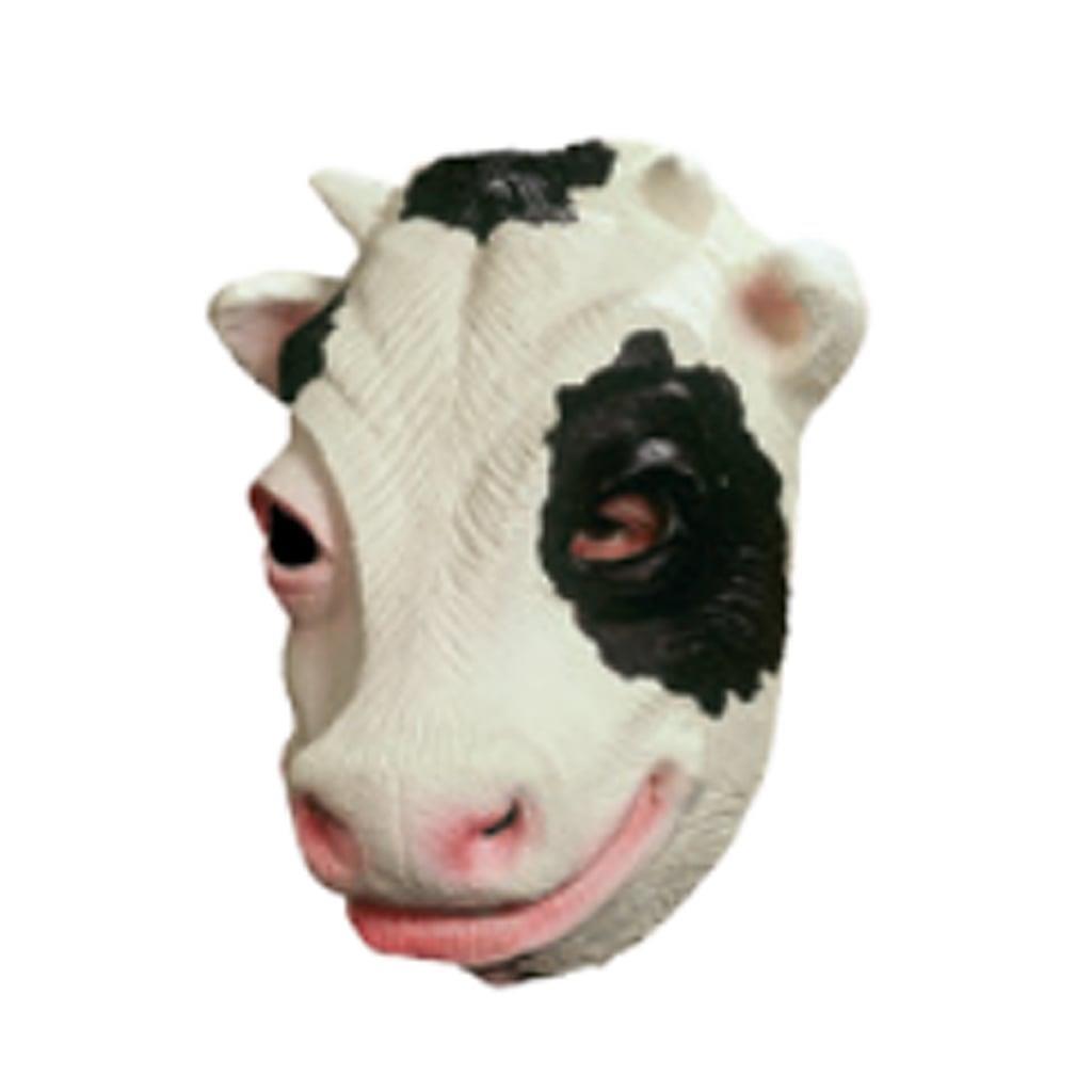 Mascara Vaca em Latex