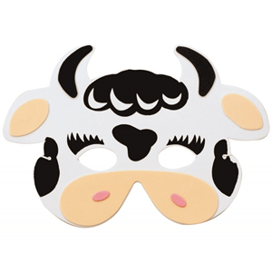 Máscara Vaca, Eva