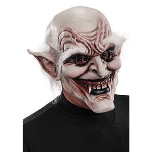 Máscara Vampiro Aterrorizante em Látex