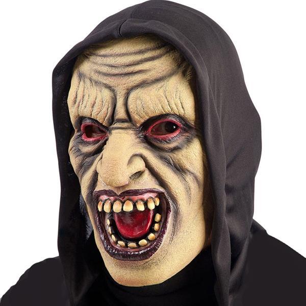 Máscara Zombie com Capuz