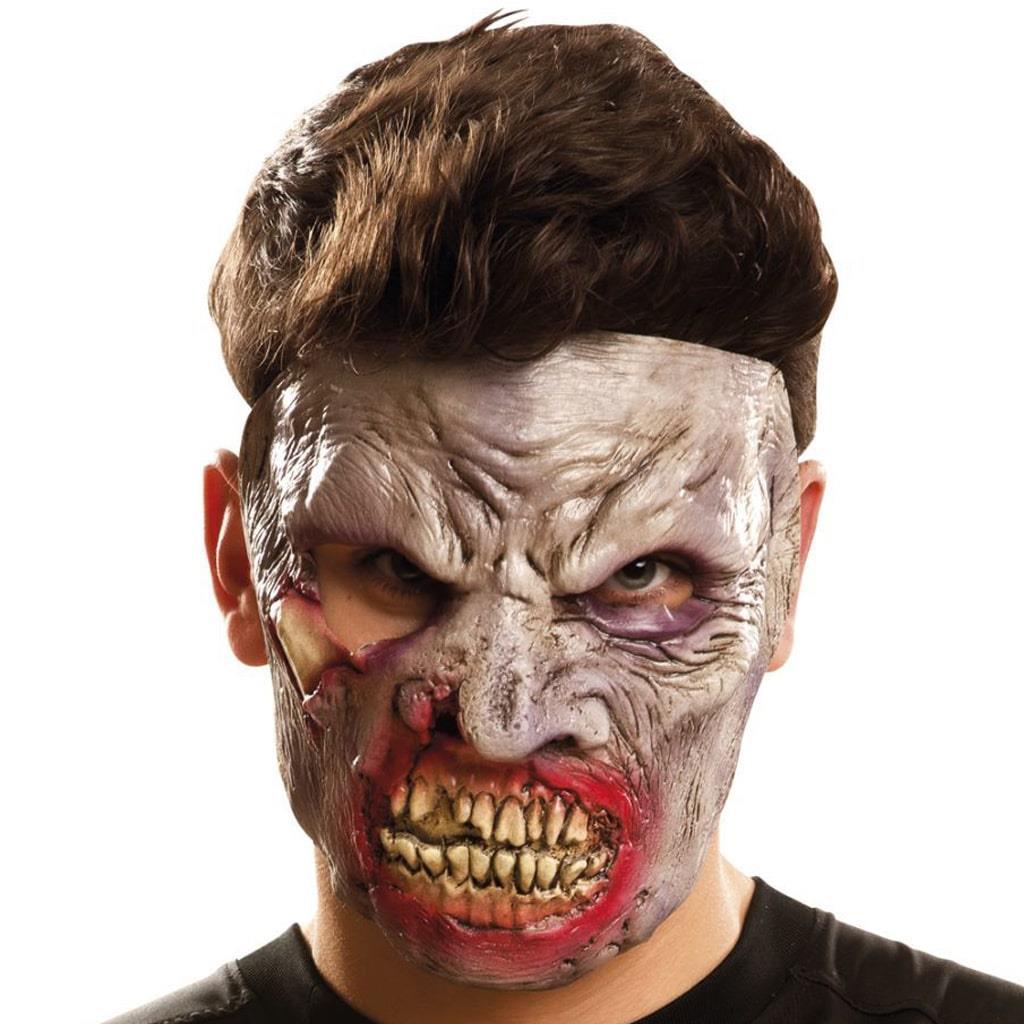 Máscara Zombie Desfigurado