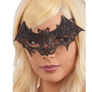 Mascarilha Bordado Morcego