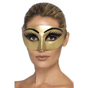 Mascarilha Dourada Cleópatra