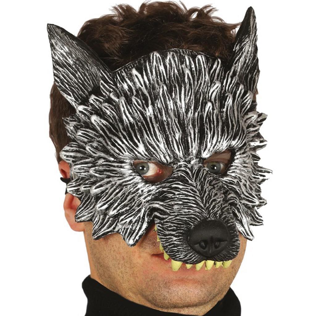 Mascarilha Lobo Feroz