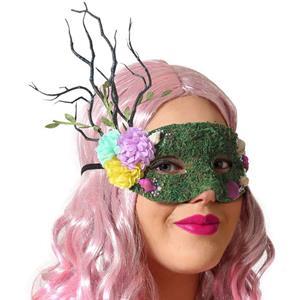 Mascarilha Verde Fada do Bosque