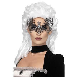 Mascarilha Viúva Negra, Adulto