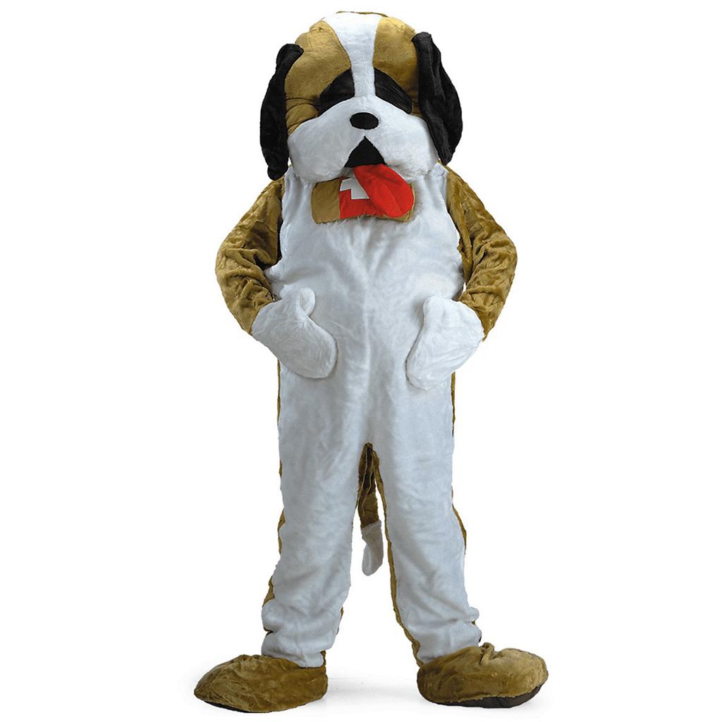 Mascote Cão S. Bernardo