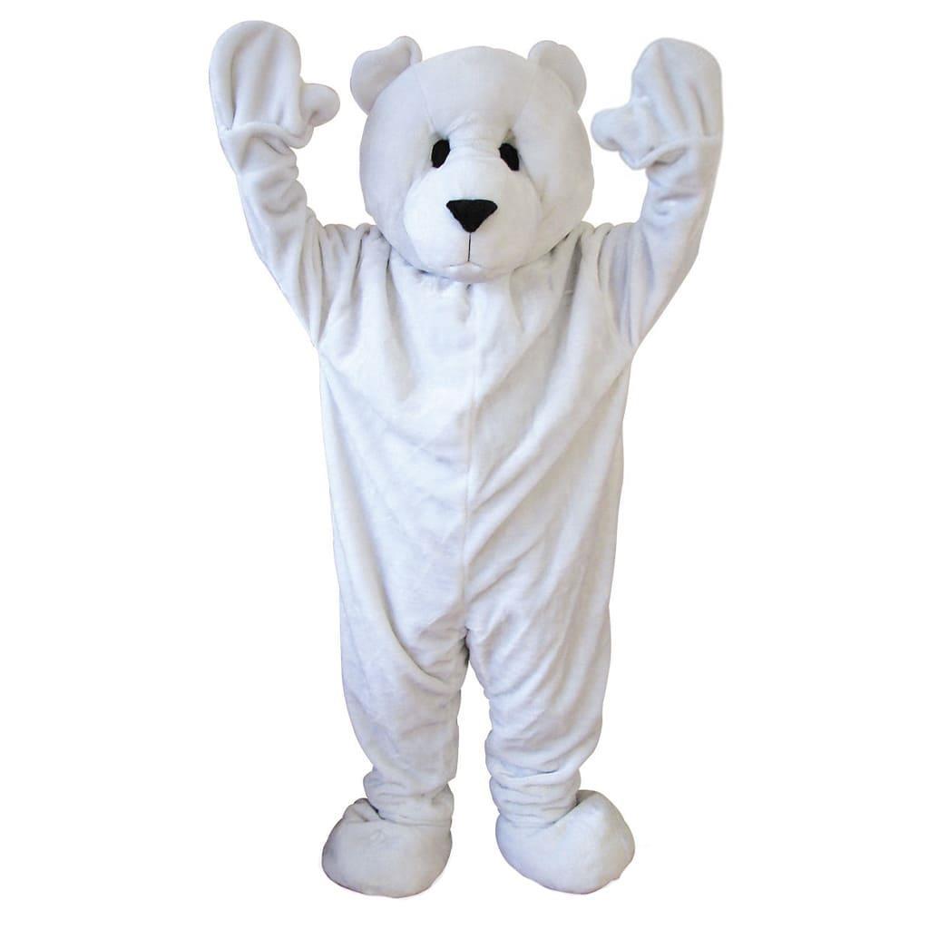 Mascote Urso Polar