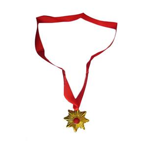 Medalhão Vampiro Cruz
