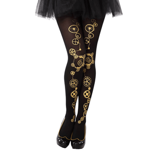 Collants Steampunk