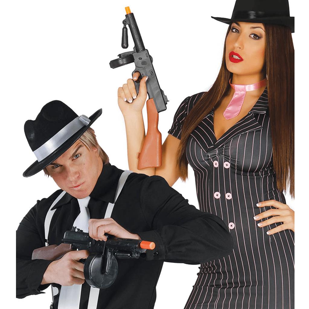 Metralhadora Gangster