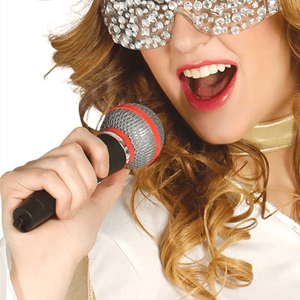 Microfone Pop Star