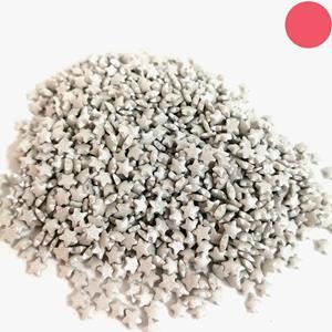Mini Estrelinhas Prata, 55 gr