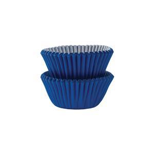 Mini Formas Azul Escuro, 100 unid.