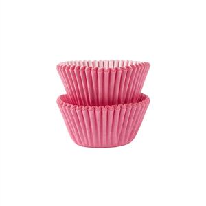 Mini Formas em Papel Rosa Claro, 100 unid.