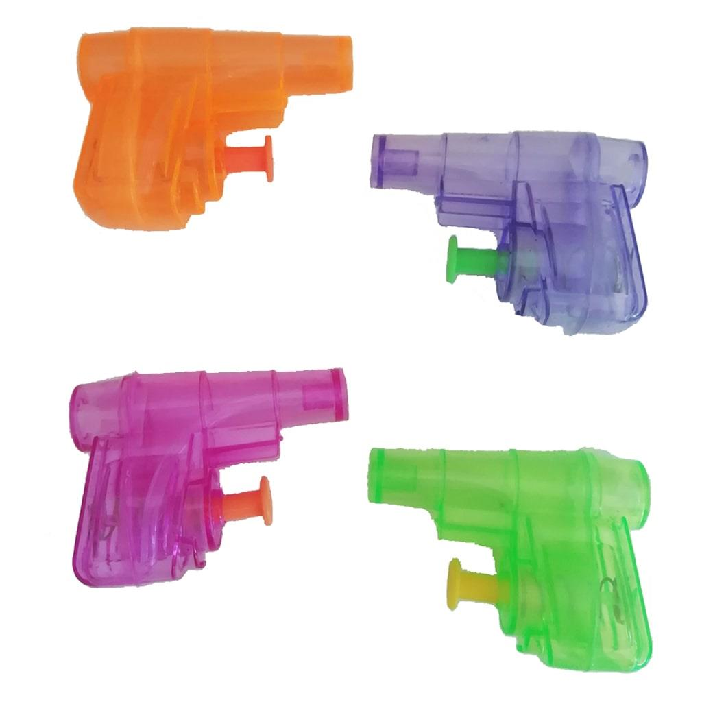 Mini Pistolas de Água, 3 unid.