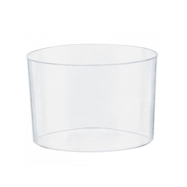 Mini Taças Sobremesa Transparentes, 10 unid.